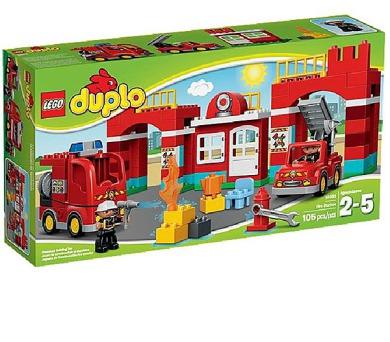 Stavebnice Lego® DUPLO Ville 10593 Hasičská stanice