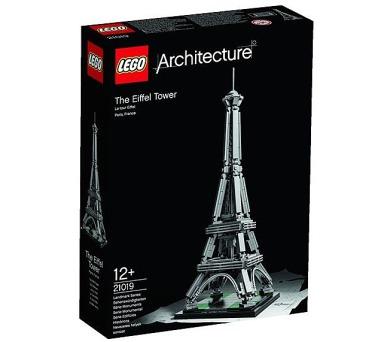 Stavebnice LEGO® ARCHITECTURE 21019 Eiffelova věž