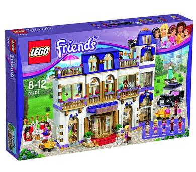 Stavebnice Lego® Friends 41101 Hotel Grand v městečku Heartlake