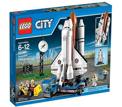 Stavebnice Lego® City Space Port 60080 Kosmodrom