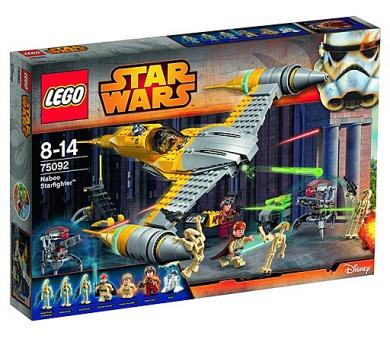 Stavebnice Lego® Star Wars 75092 Naboo Starfighter™ (Hvězdná stíhačka Naboo)