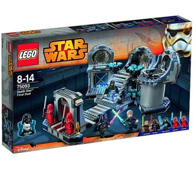 Stavebnice Lego® Star Wars 75093 Death Star™ Final Duel (Konečný souboj Hvězdy smrti)