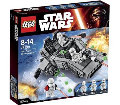 Stavebnice Lego® Star Wars 75100 First Order Snowspeeder