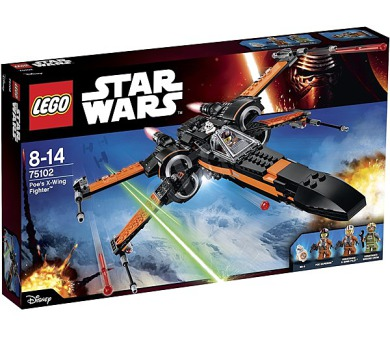 Stavebnice Lego® Star Wars 75102 Poe´s X-Wing Fihter