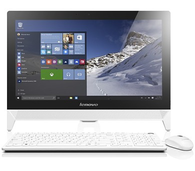 "One Lenovo IdeaCentre AIO C20-00 19.5"",Celeron N3050"