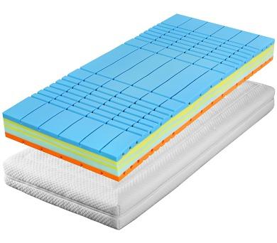 Trevis akce 1 + 1 matrace zdarma (90x190) + DOPRAVA ZDARMA