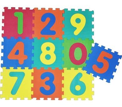 Alltoys - čísla