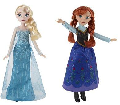 Hasbro klasická panenka + DOPRAVA ZDARMA
