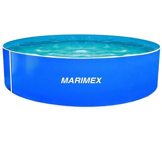 Marimex bazén Orlando 3,66 x 0,91 m - tělo bazénu + fólie (10300007)