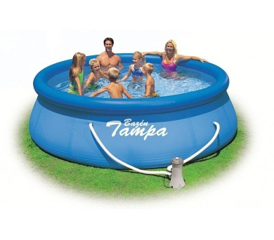 Bazén Tampa 3,96x0,84 + KF M1 + DOPRAVA ZDARMA