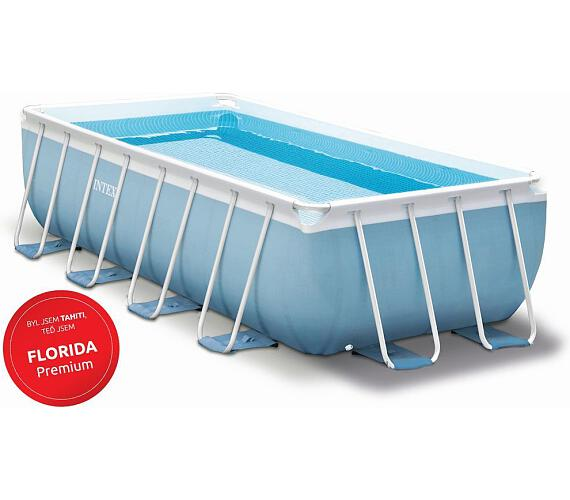 Bazén Tahiti 2,00x4,00x1,00 m komplet + KF M1 MODRÁ + DOPRAVA ZDARMA