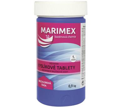 Aquamar Kyslíkové tablety 0,9 kg + DOPRAVA ZDARMA