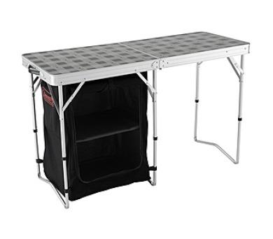 Coleman Table & Storage s úložnými prostory 119 x 48 cm + DOPRAVA ZDARMA