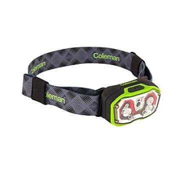 Coleman CXS+ 300 R - černá/zelená/modrá + DOPRAVA ZDARMA