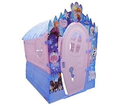 Dětský domeček Marian Plast Frozen - Ledové kráslovství