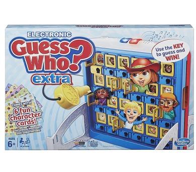 Hasbro Hádej kdo? EXTRA