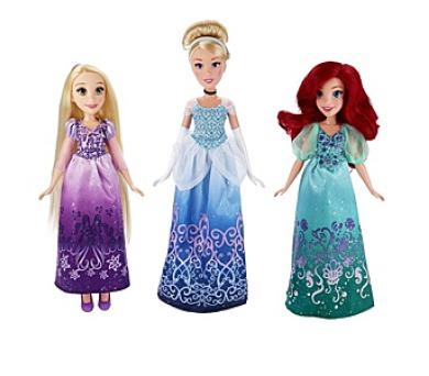 Hasbro Disney Princess Ariel + DOPRAVA ZDARMA