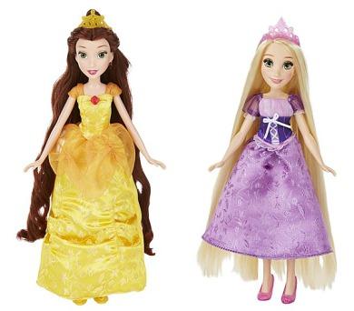 Hasbro Disney Princess s vlasovými doplňky