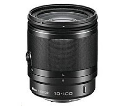 Nikon 10-100MM F4-5.6 VR 1 NIKKOR černý + DOPRAVA ZDARMA