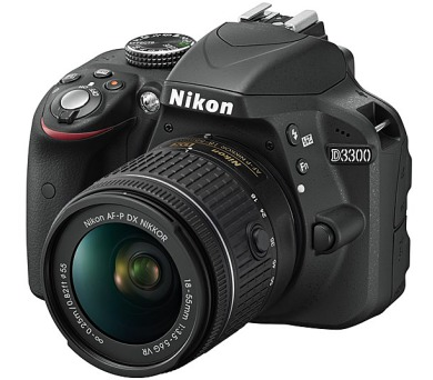 Nikon D3300 + AF-P 18-55 VR + 55-200 VR II + ZDARMA powerbanka Nikon + DOPRAVA ZDARMA