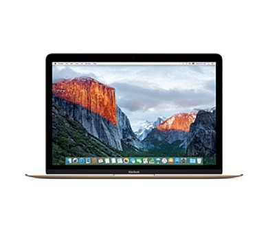 Apple Macbook 12 - gold m3- 6Y30