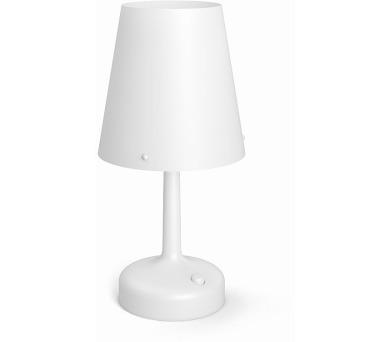 LAMPA STOLNÍ baterie BÍLÁ Philips 71796/31/P0