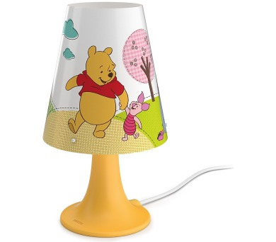 Disney Medvídek Pú LAMPA STOLNÍ LED 2,3W 220lm 2700K Philips 71795/34/16