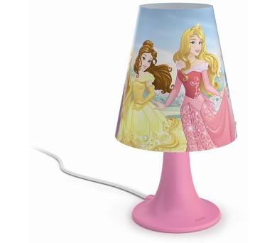Disney Princess LAMPA STOLNÍ LED 2,3W 220lm 2700K Philips 71795/28/16 + DOPRAVA ZDARMA