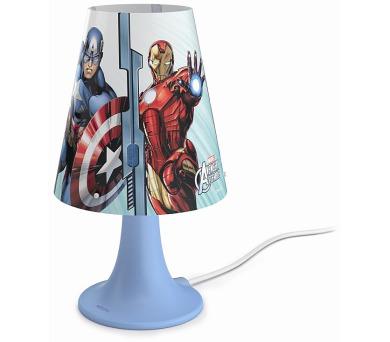 Avengers LAMPA STOLNÍ 1x23W SELV Philips 71795/36/16 + DOPRAVA ZDARMA