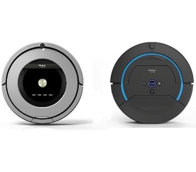 iRobot Roomba 886 + robotický vytírač iRobot Scooba 450 + DOPRAVA ZDARMA
