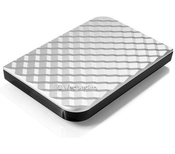 Verbatim Store 'n' Go GEN2 500GB - stříbrný + DOPRAVA ZDARMA