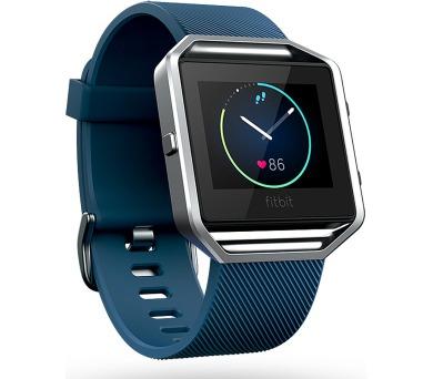Fitbit Blaze large - modrá