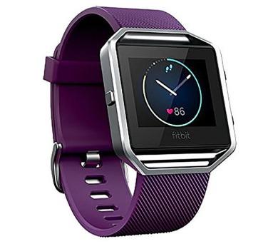 Fitbit Blaze large - fialová