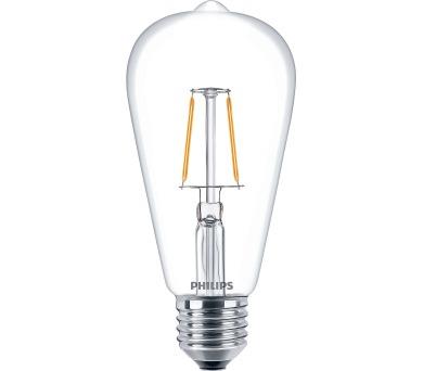 Classic LEDbulb ND 2.3-25W E27 827 ST64 CL Philips 8718696523766