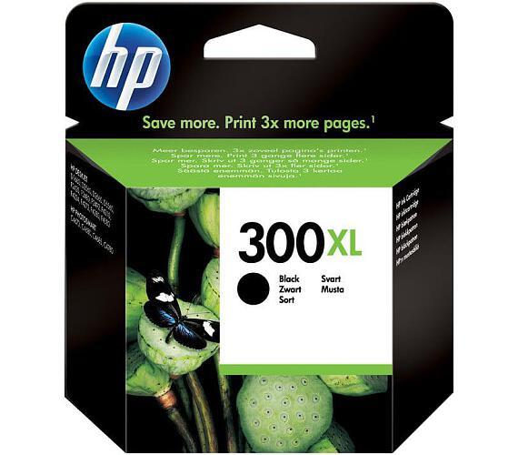 Inkoustová náplň HP No. 300XL