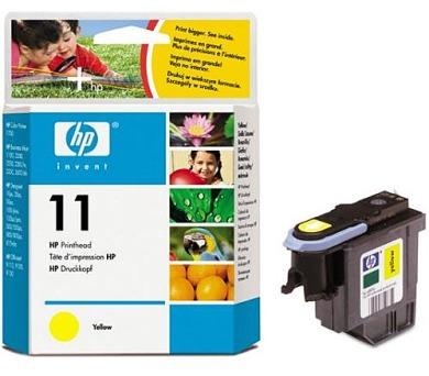 Inkoustová náplň HP No. 11