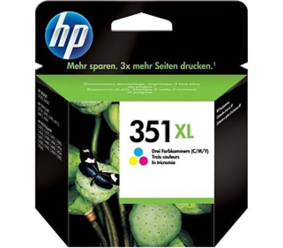 Inkoustová náplň HP No. 351XL