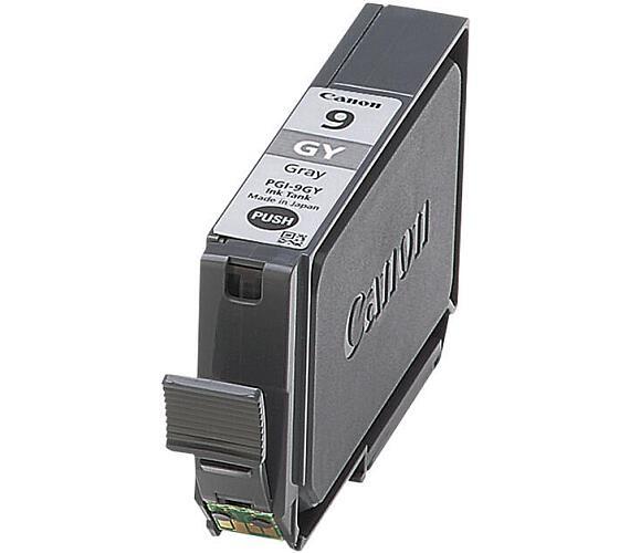 Canon PGI-9GY originální - šedá