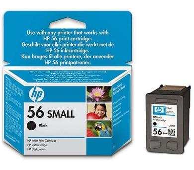 Inkoustová náplň HP No. 56