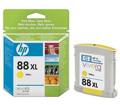 Inkoustová náplň HP No. 88XL