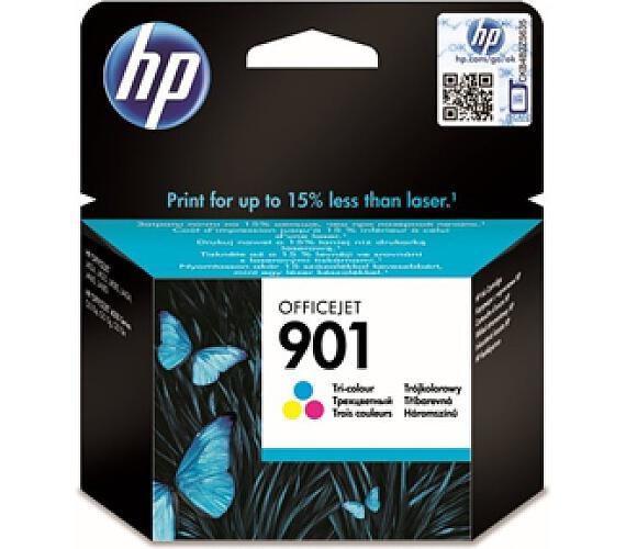 Inkoustová náplň HP No. 901