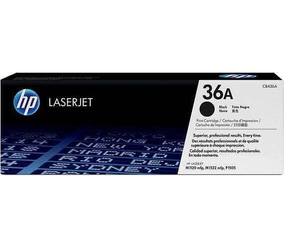 Toner HP CB436A + DOPRAVA ZDARMA