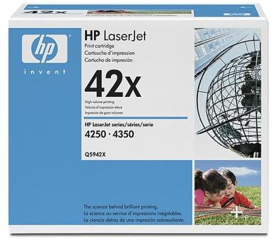 Toner HP Q5942X + DOPRAVA ZDARMA