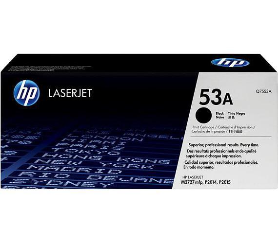 Toner HP Q7553A + DOPRAVA ZDARMA
