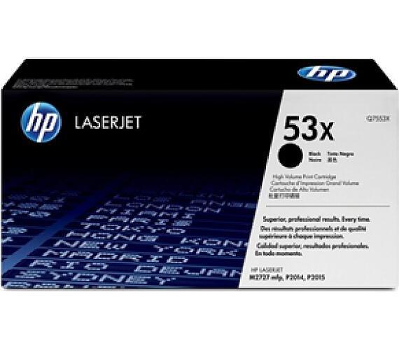 Toner HP Q7553X + DOPRAVA ZDARMA