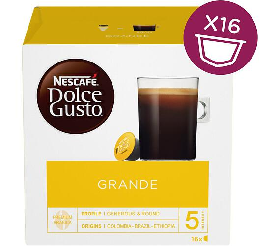 NESCAFÉ® Dolce Gusto® Grande kávové kapsle 16 ks