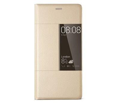 Huawei Smart Cover pro P9 - zlaté + DOPRAVA ZDARMA