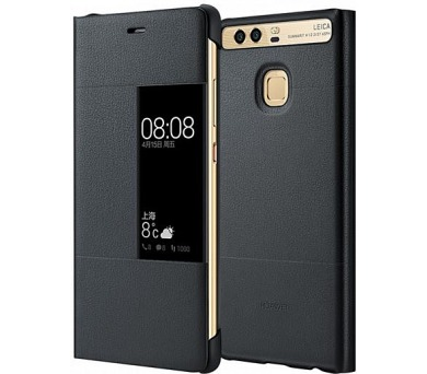 Huawei Smart Cover pro P9 - šedé