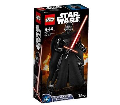 Stavebnice LEGO® STAR WARS 75117 Kylo Ren™