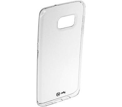 Celly Gelskin pro Samsung Galaxy S7 Edge - průhledný